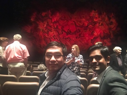 Ending the week with a night at the Tulsa Performance Theater featuring Faust