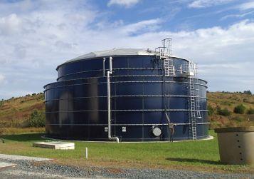 Leachate Tank