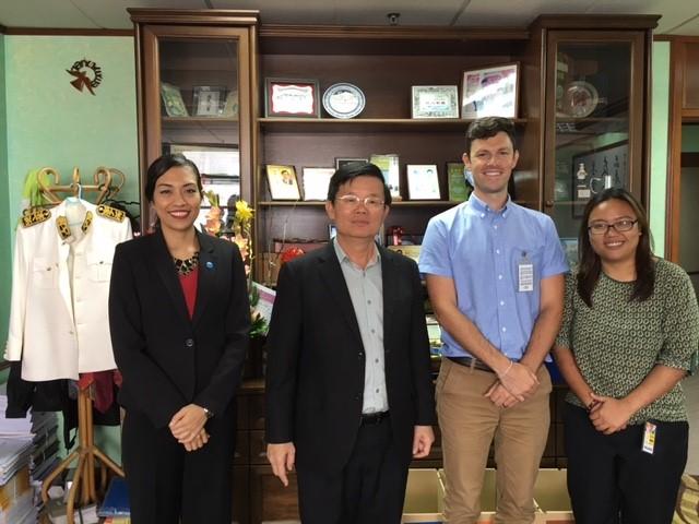 Visiting Penang State Government