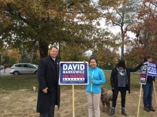 Me and Mayor David Narkewicz