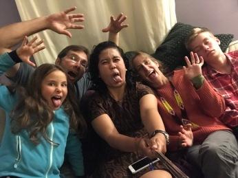 Carolyn's Family
