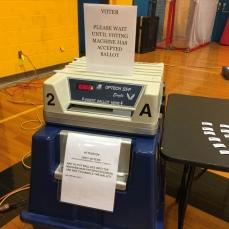 Voting Machine