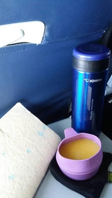 Flight to Eugene_no plastic