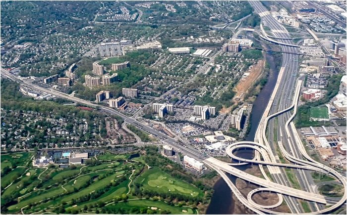 Highway junctions