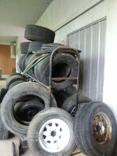Tire will re-produce into different product