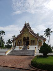 Wat Xieng Thong temple - UNESCO World Heritage site
