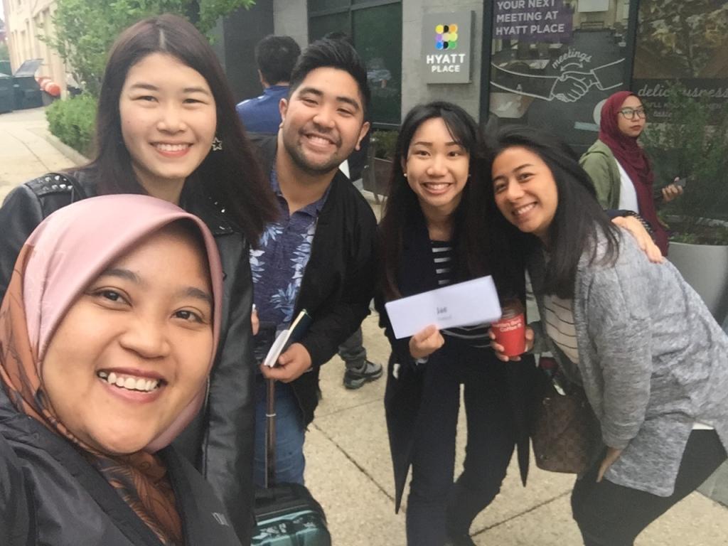 Nice to Meet You | YSEALI Professional Fellows Program